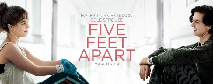 Five Feet Apart: Watch or keep your distance?